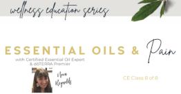 Essential Oils & Pain