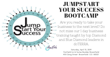 Jumpstart your success bootcamp