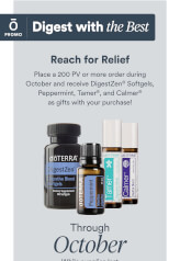 4 FREE Oils in October
